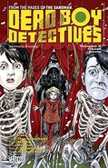 Dead Boy Detectives Ghost Snow