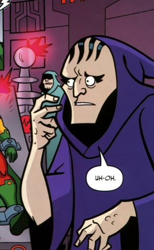 Desaad (The Brave and the Bold)