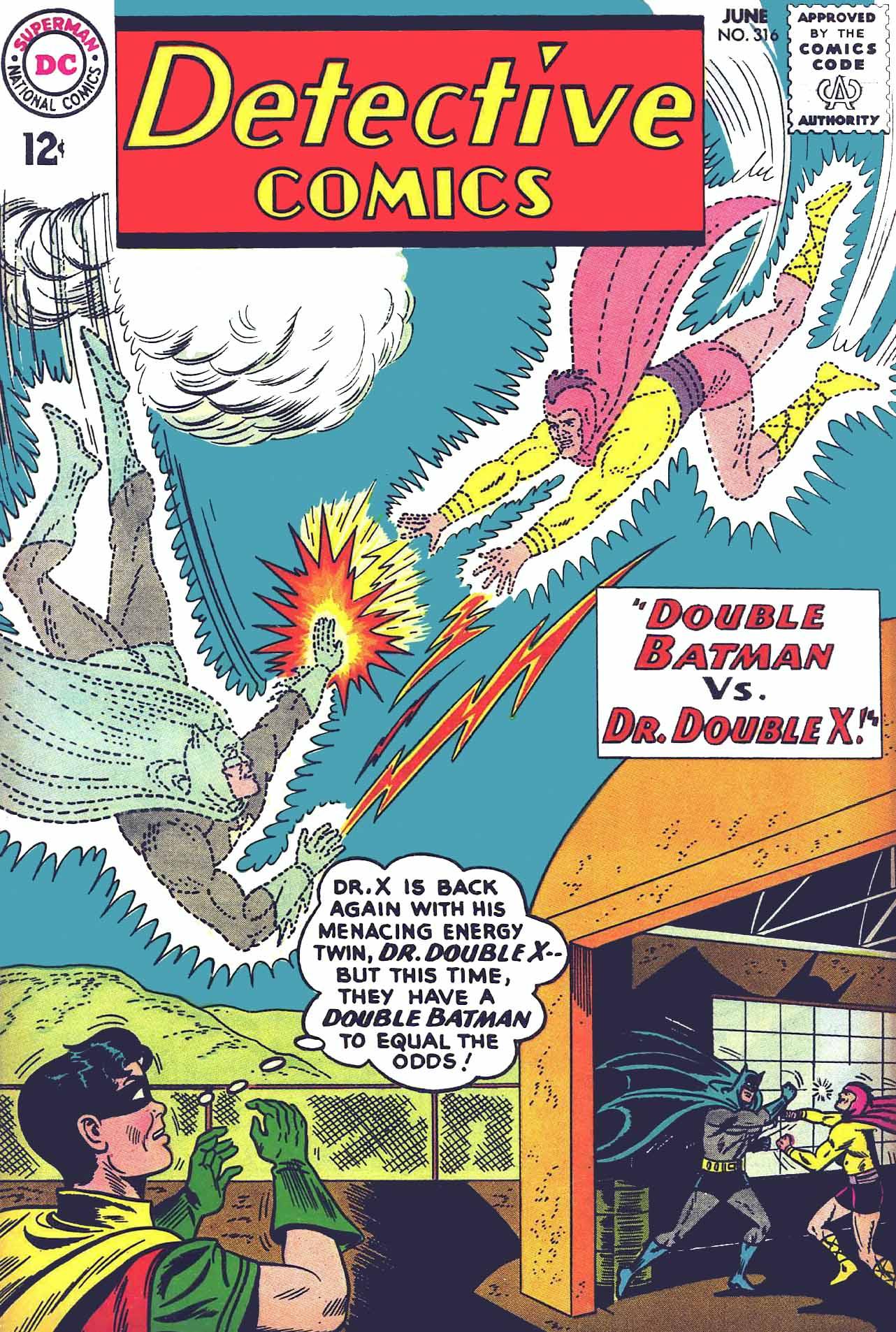 Detective Comics Vol 1 316