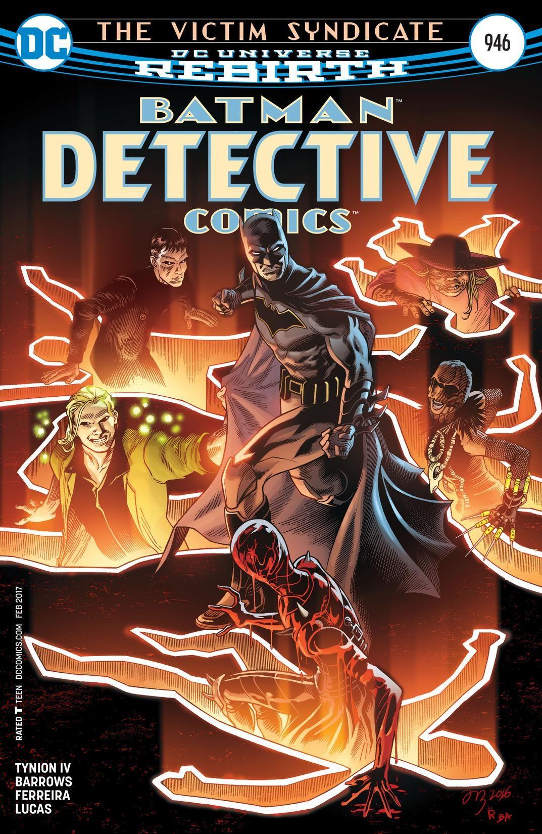 Detective Comics Vol 1 946