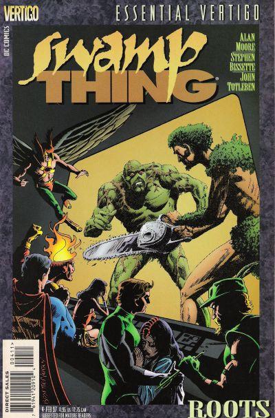 Essential Vertigo: Swamp Thing Vol 1 4