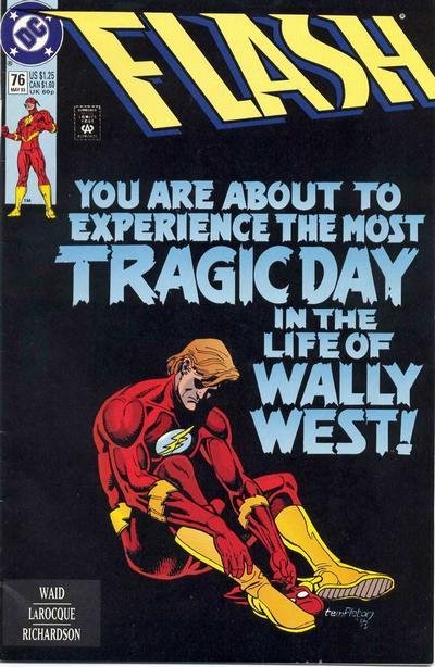 The Flash Vol 2 76