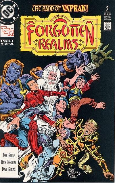 Forgotten Realms Vol 1 2