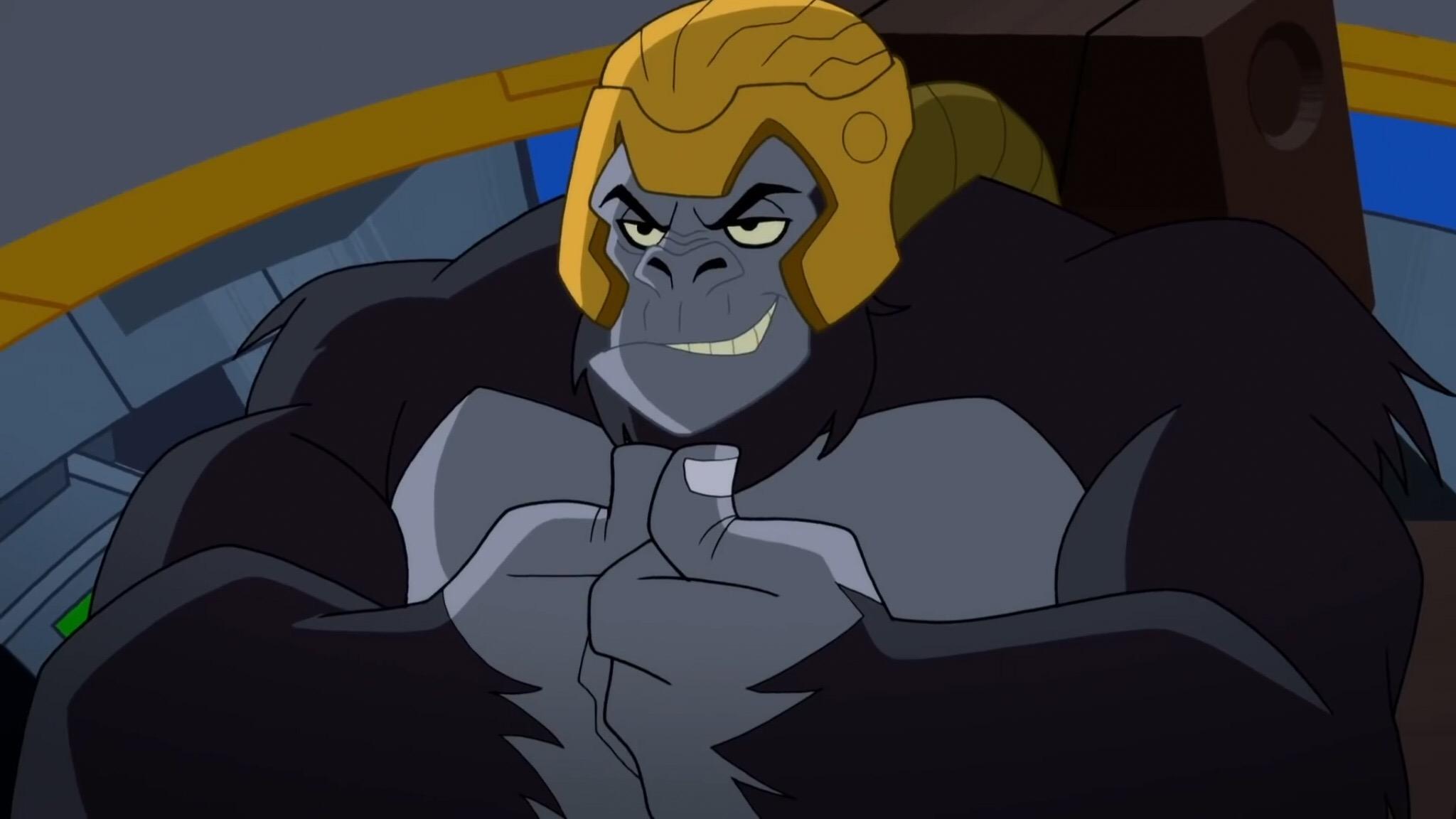 Gorilla Grodd (Justice League Action)
