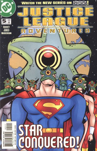 Justice League Adventures Vol 1 5