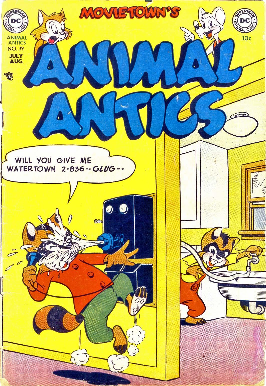 Movietown's Animal Antics Vol 1 39