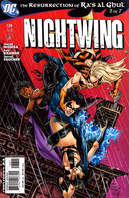 Nightwing Vol 2 138