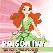 Poison Ivy DC Super Hero Girls 0001