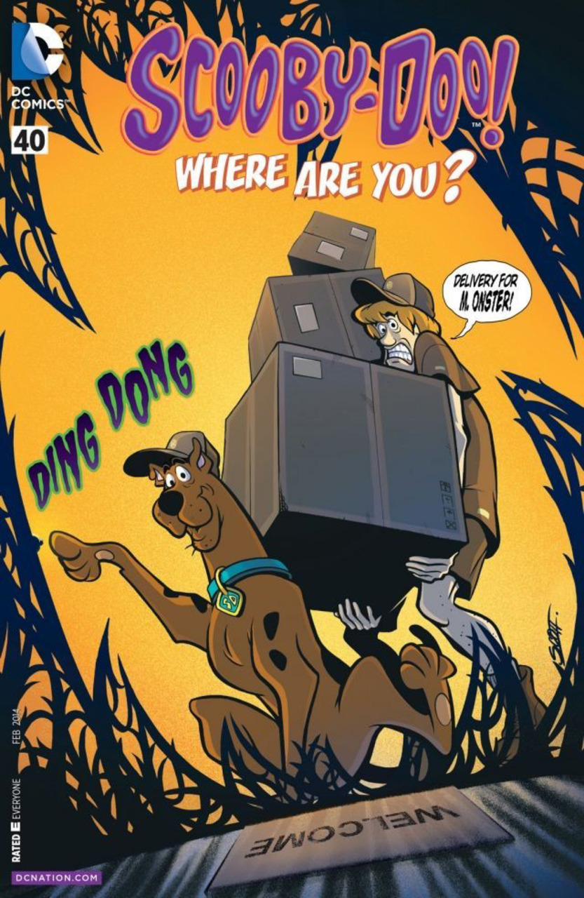 Scooby-Doo, Where Are You? Vol 1 40