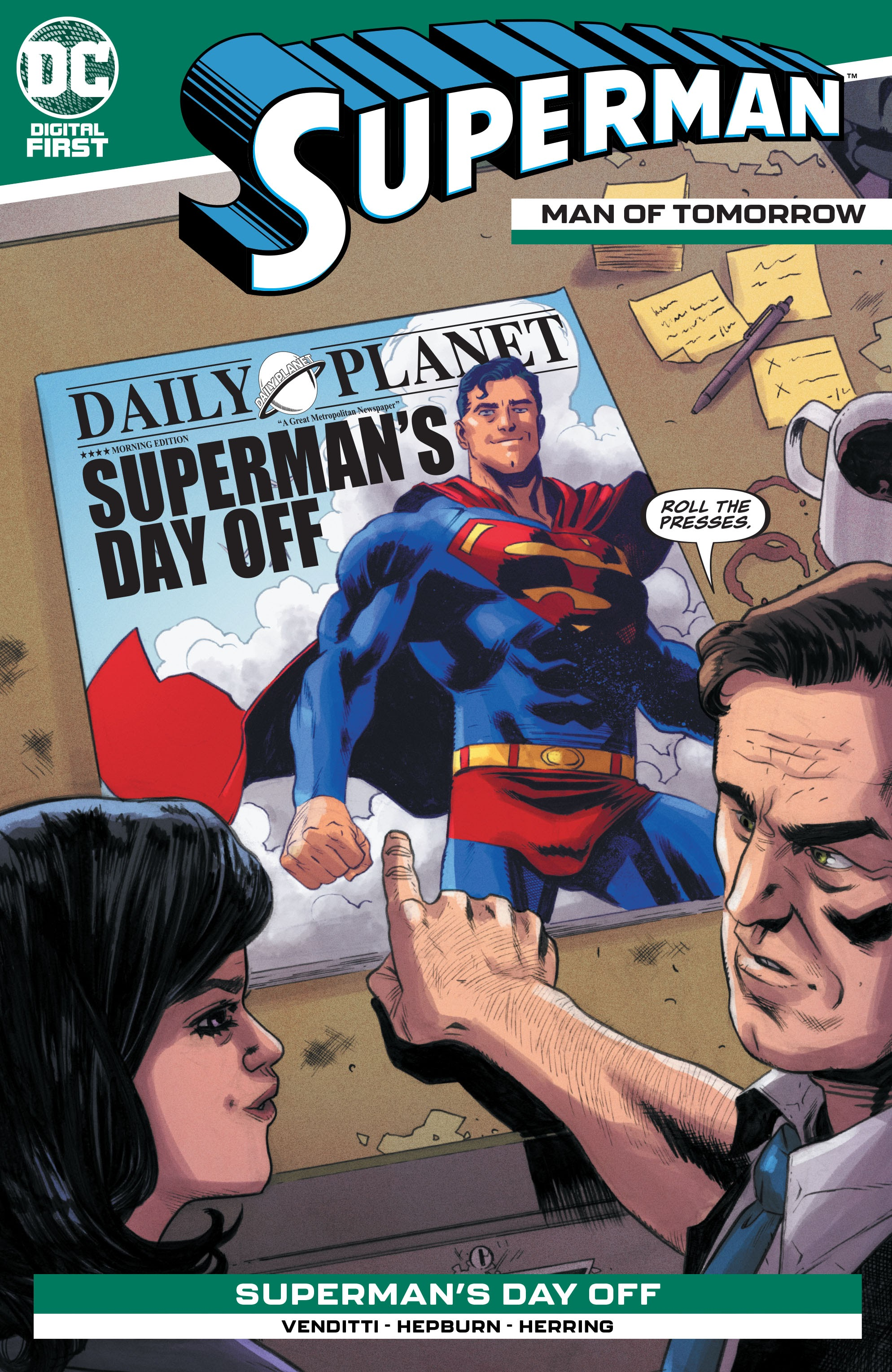 Superman: Man of Tomorrow Vol 1 12 (Digital)