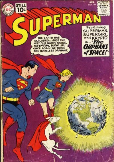Superman Vol 1 144