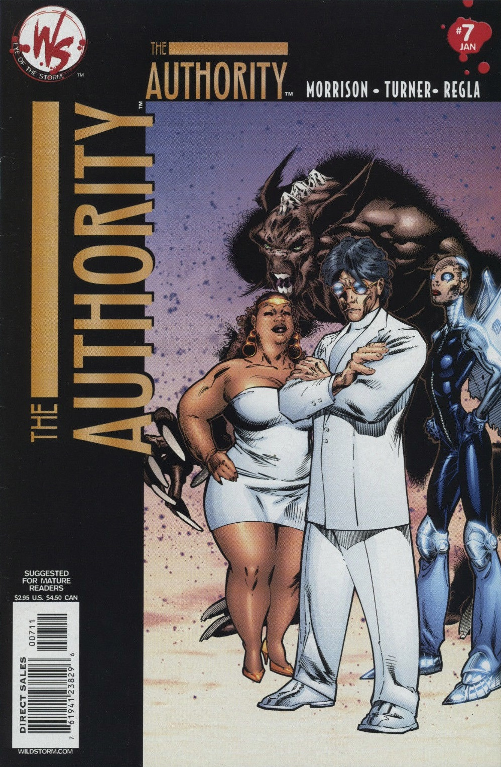 The Authority Vol 2 7