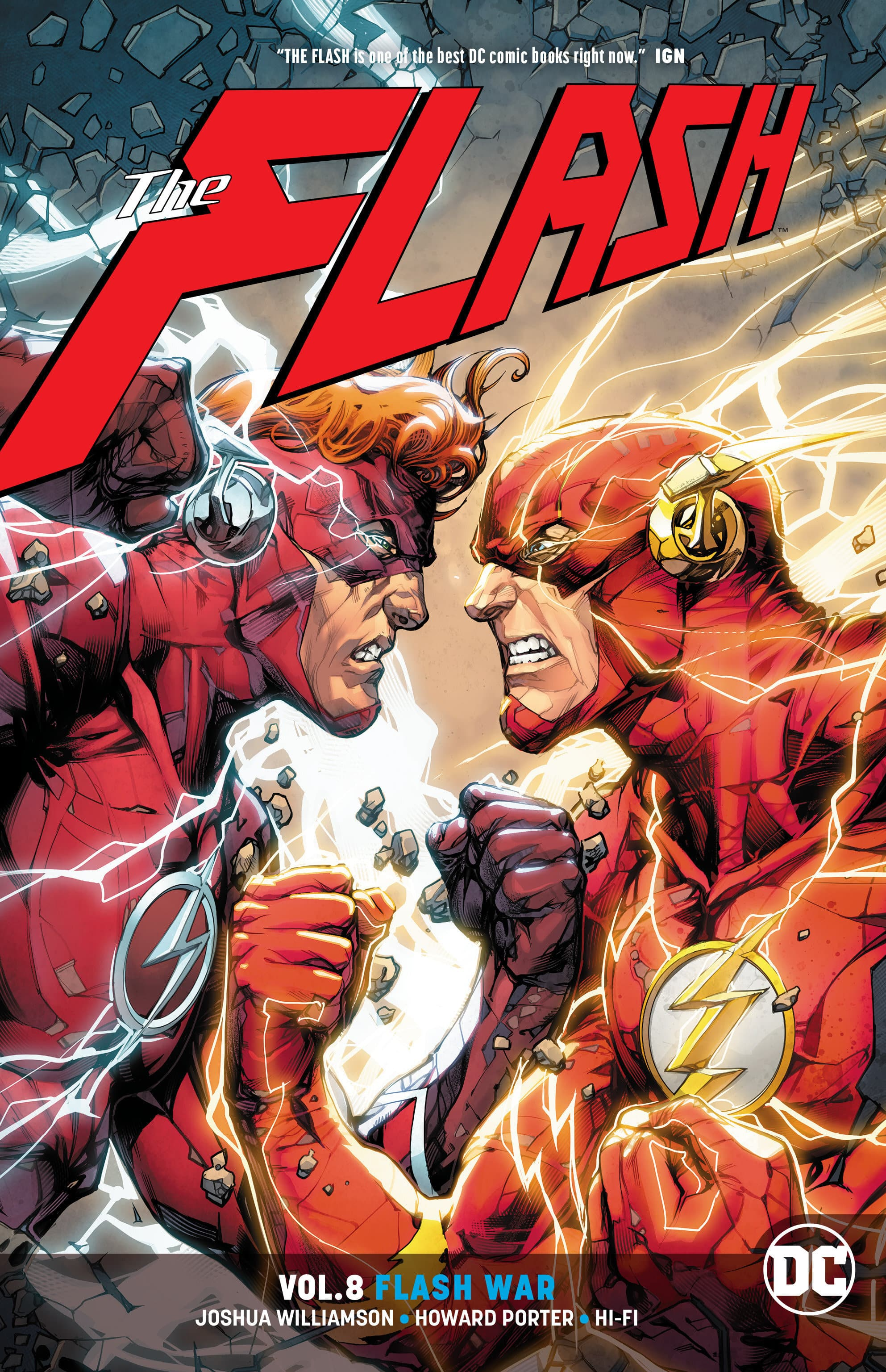 The Flash: Flash War (Collected)