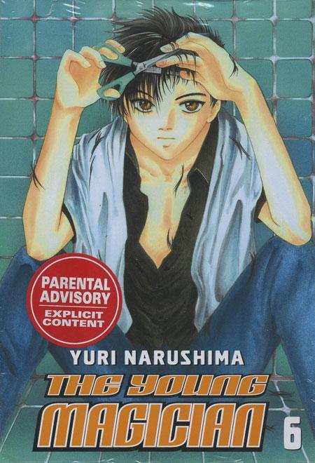 The Young Magician Vol 1 6