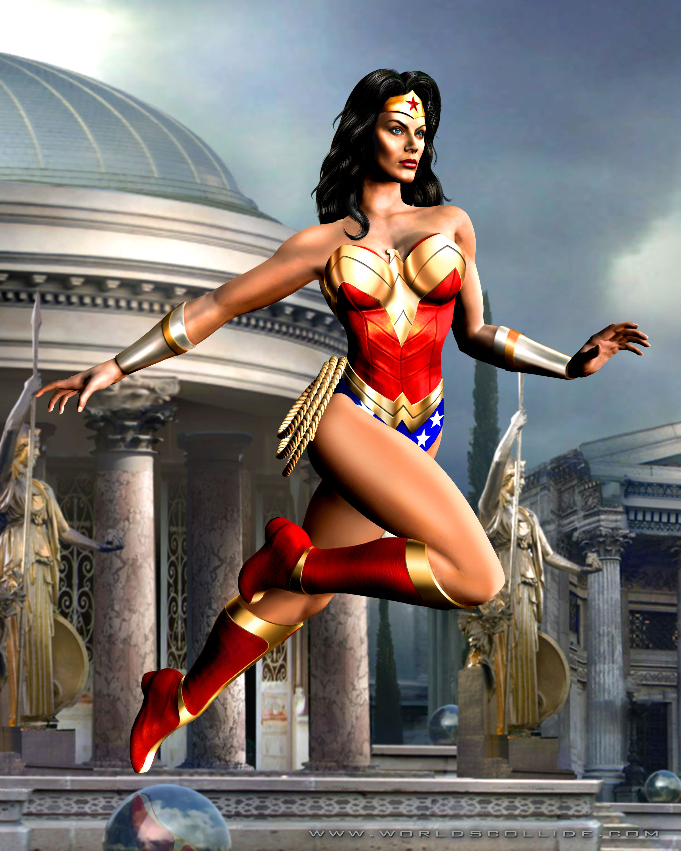Diana of Themyscira (Mortal Kombat vs. DC Universe)