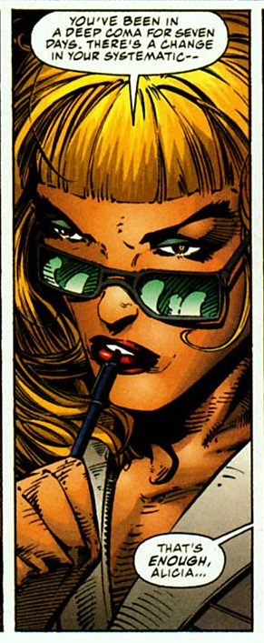 Alicia Turner (Wildstorm Universe)