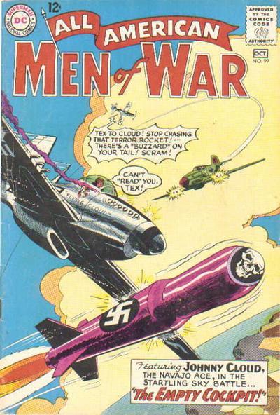 All-American Men of War Vol 1 99
