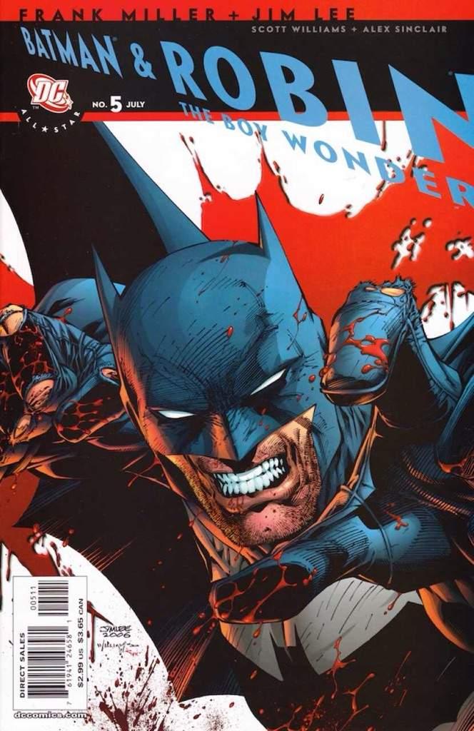 All Star Batman and Robin, the Boy Wonder Vol 1 5