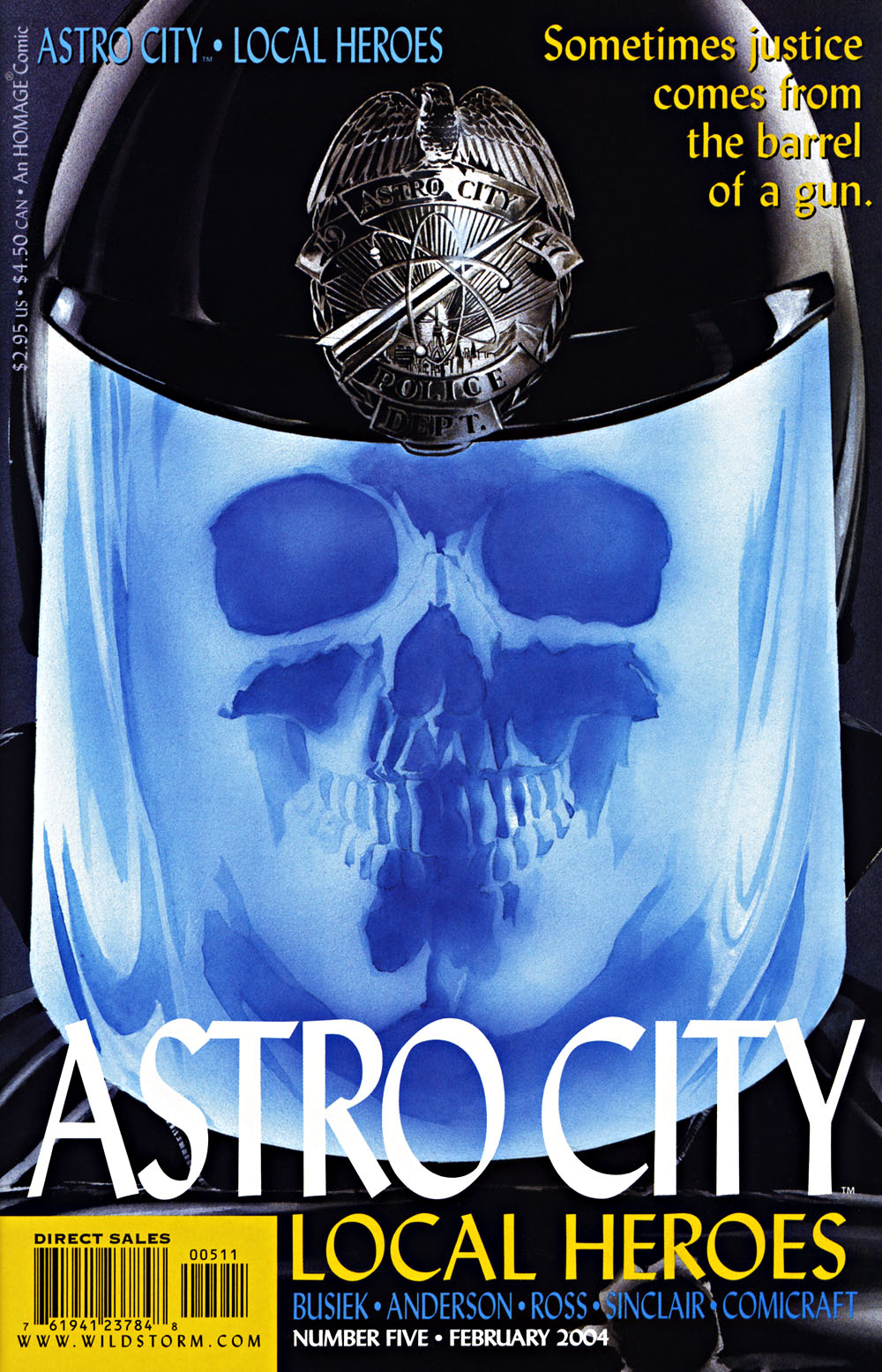 Astro City: Local Heroes Vol 1 5