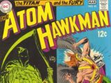 The Atom and Hawkman Vol 1 41