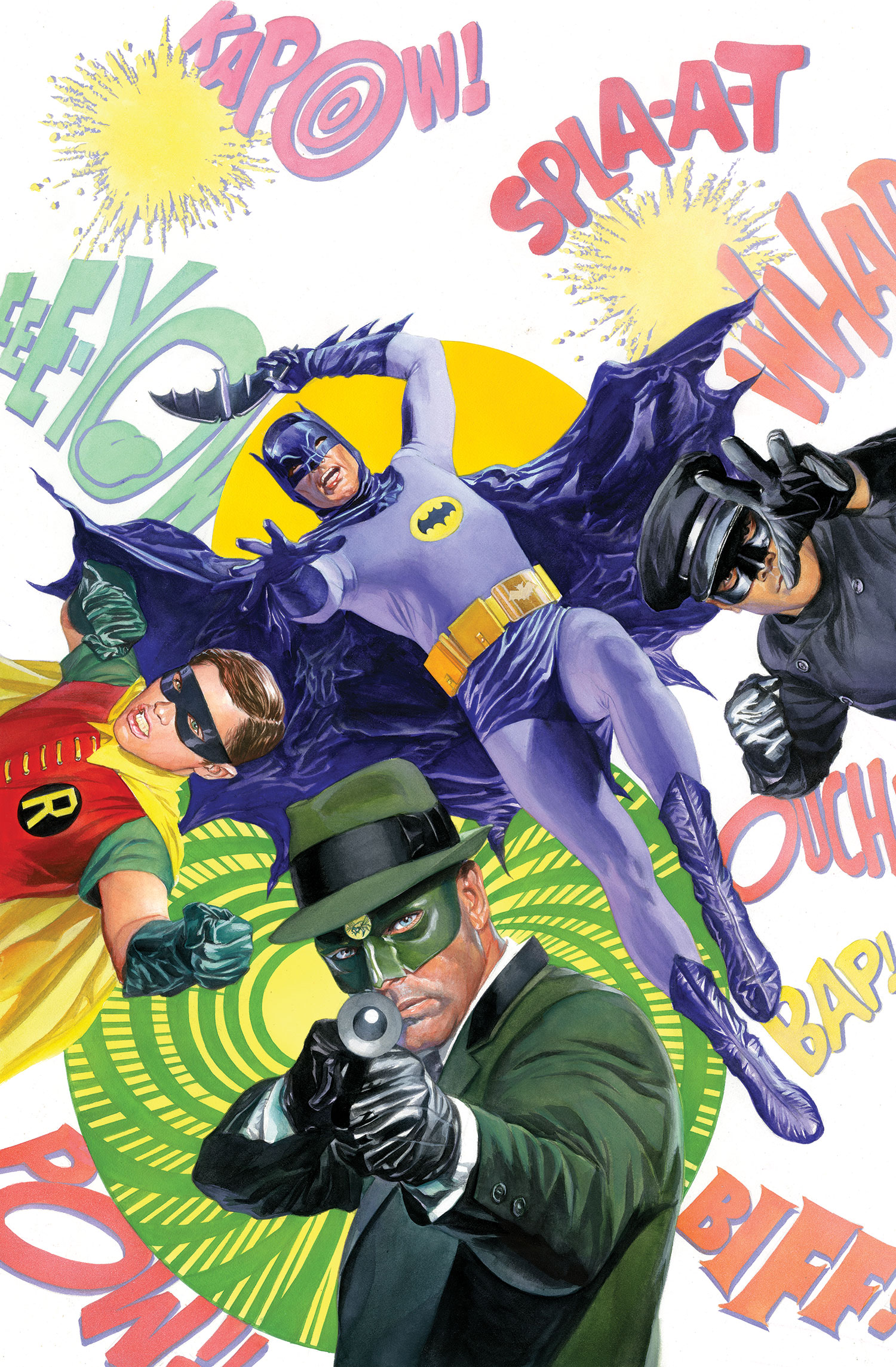 Batman '66 Meets The Green Hornet (Collected)