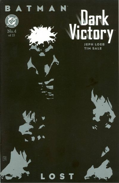 Batman: Dark Victory Vol 1 4