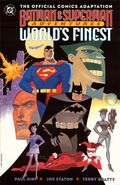 Batman and Superman Adventures Worlds Finest The Official Comics Adaptation Vol 1 1