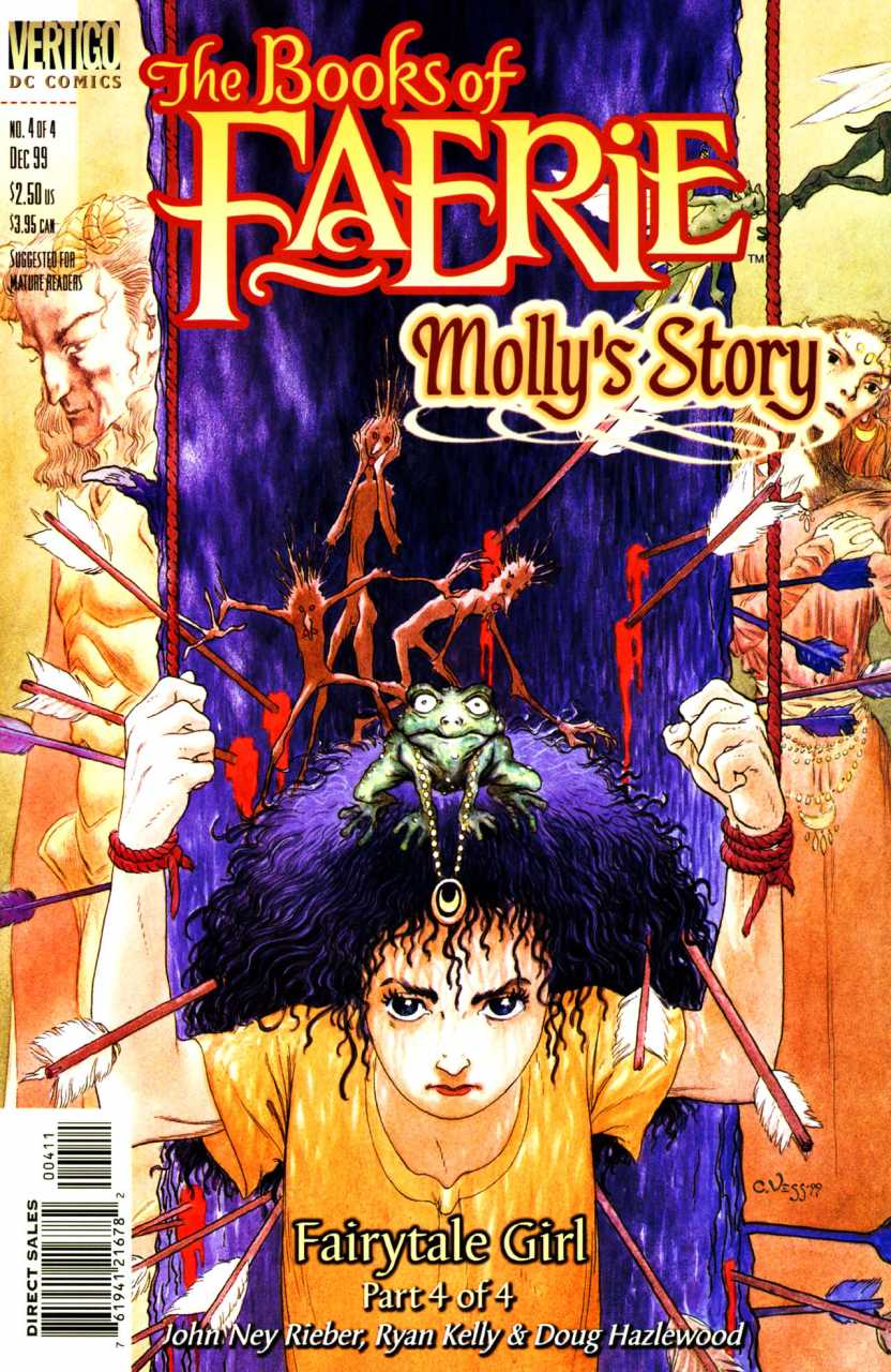 The Books of Faerie: Molly's Story Vol 1 4