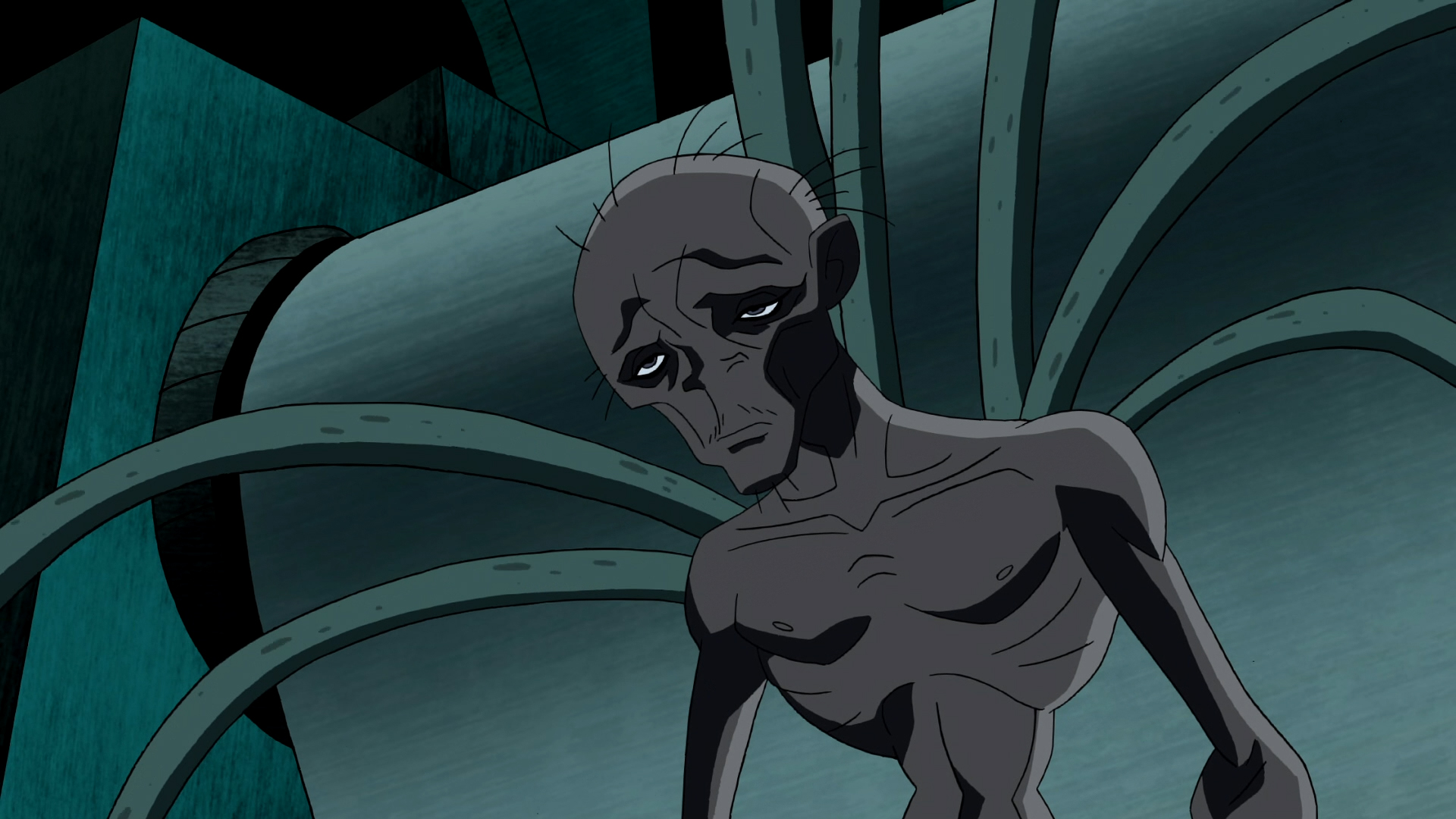 Brushogun (Teen Titans TV Series)