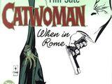 Catwoman: When in Rome Vol 1 2