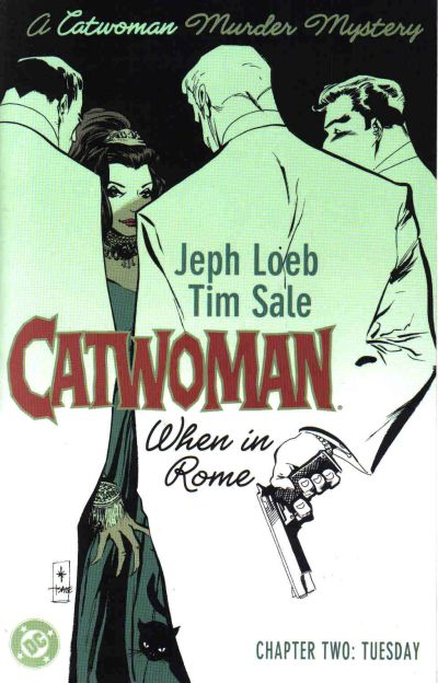 Catwoman: When in Rome Vol 1 2