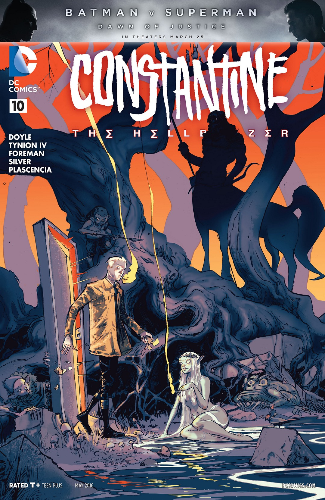 Constantine: The Hellblazer Vol 1 10