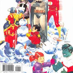 DC Universe Holiday Special '09 Vol 1 1