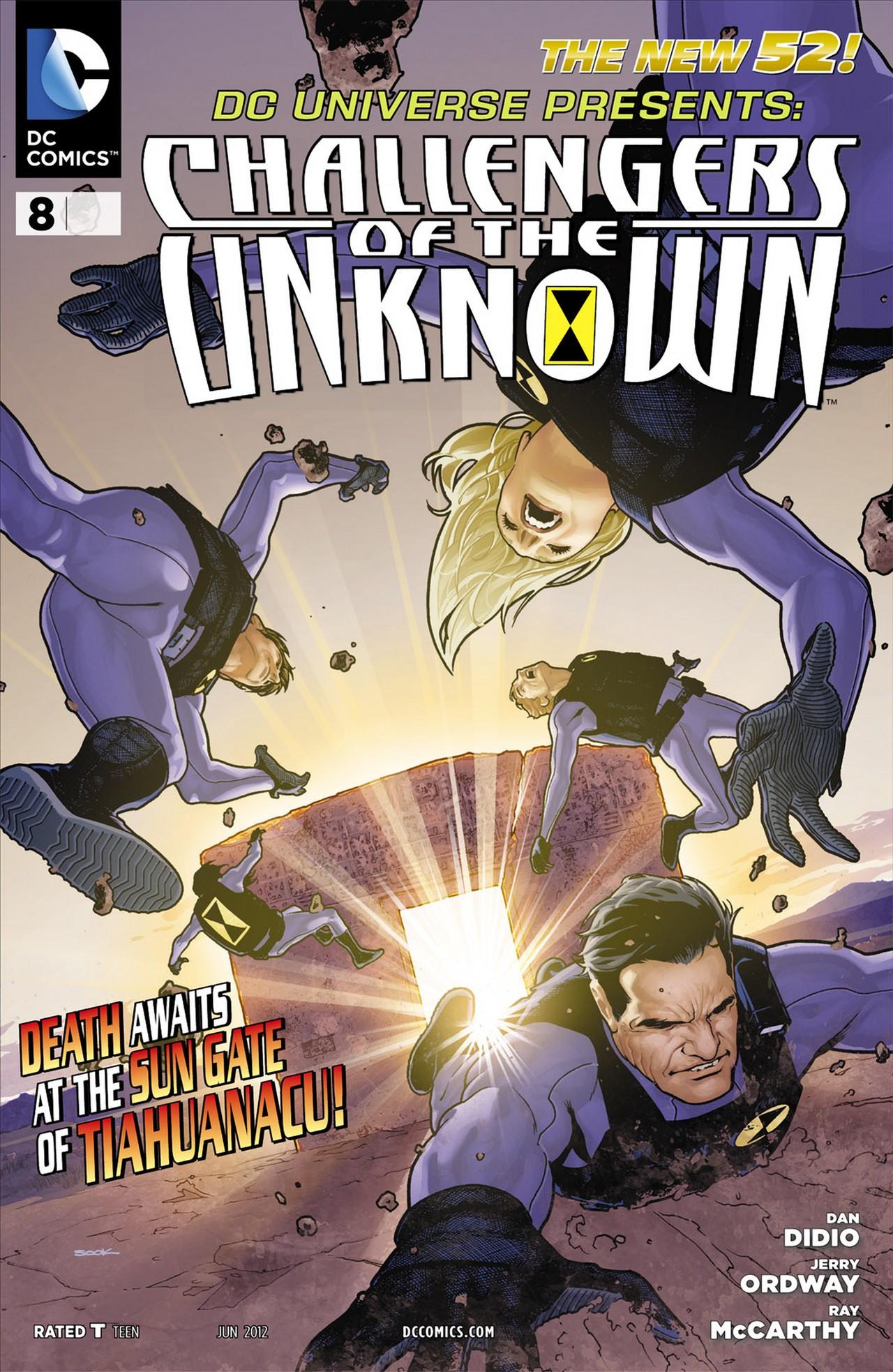 DC Universe Presents Vol 1 8