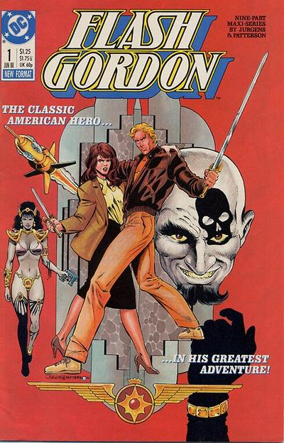 Flash Gordon Vol 1