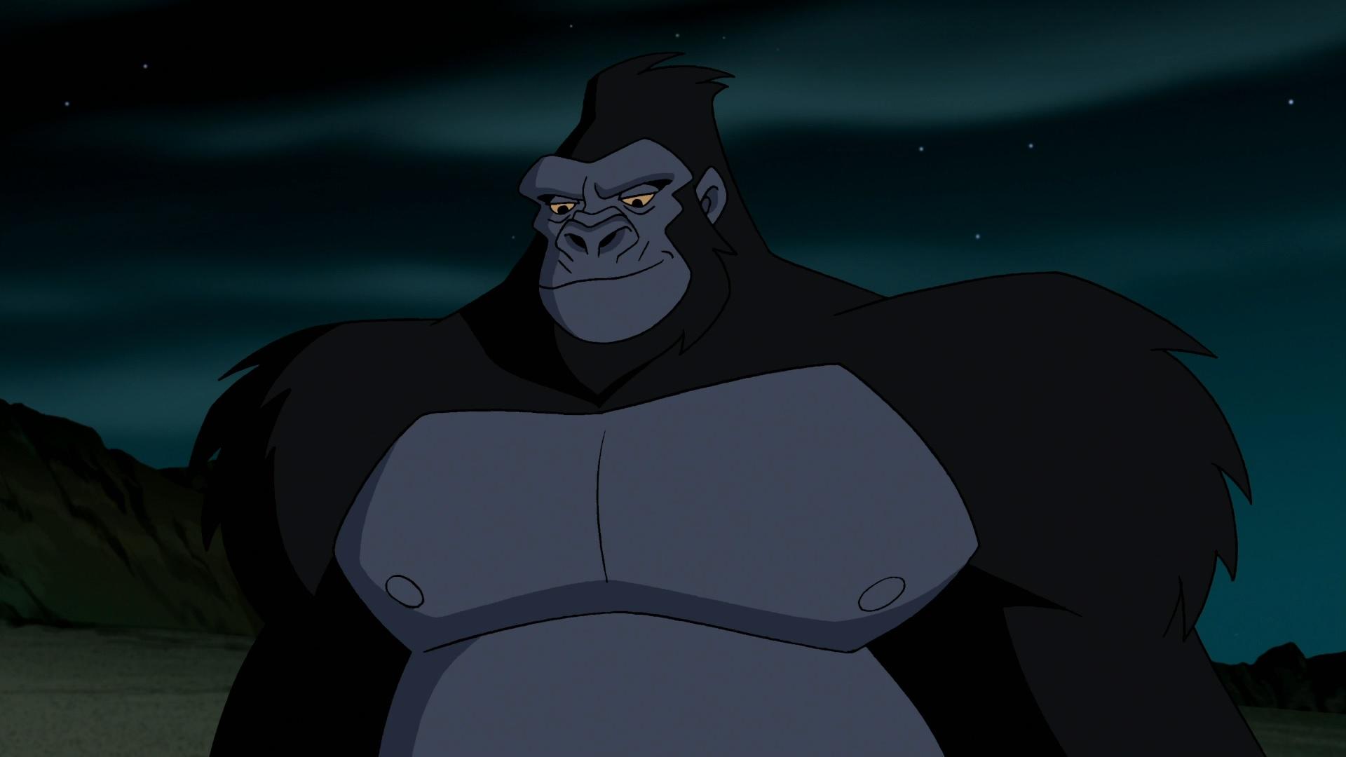 Gorilla Grodd (DCAU)
