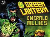 Green Lantern: Emerald Allies (Collected)