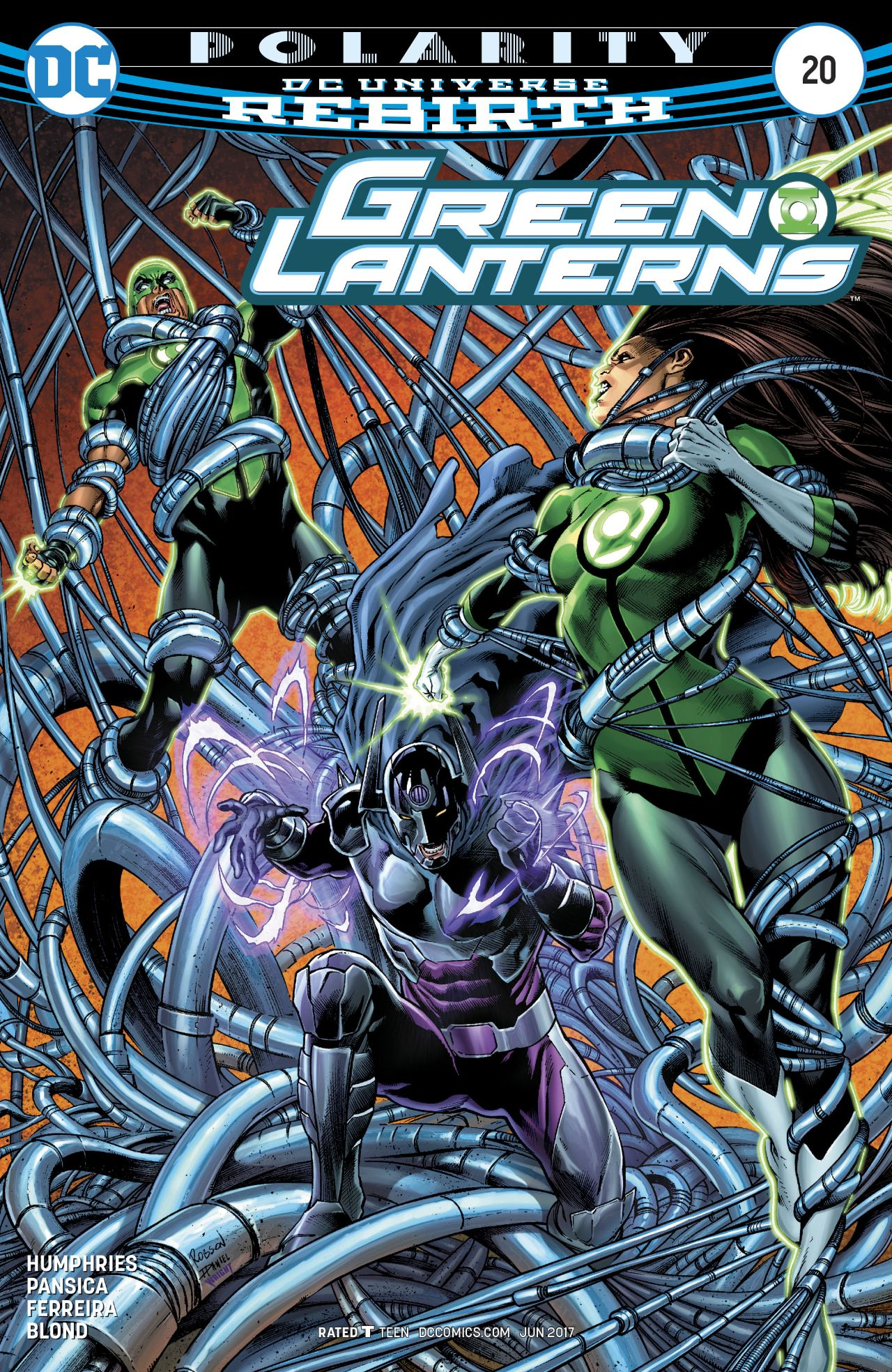 Green Lanterns Vol 1 20