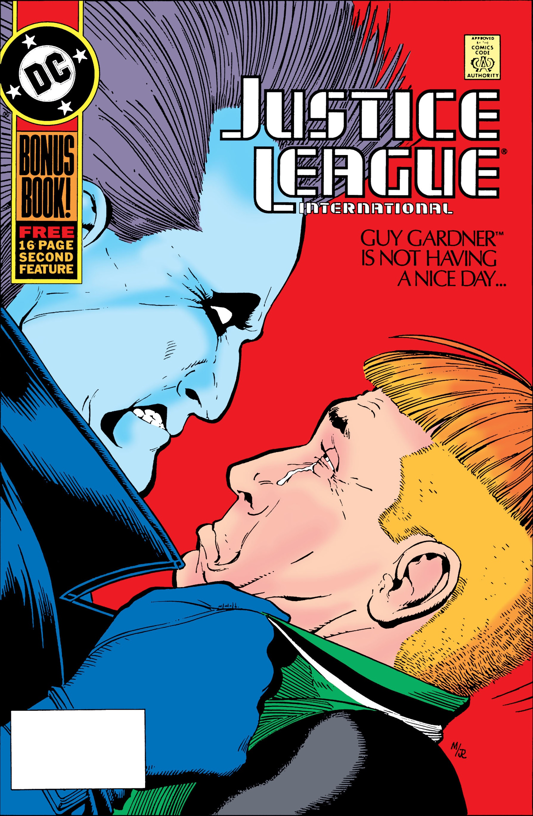 Justice League International Vol 1 18