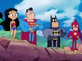 Justice League (Teen Titans Go! TV Series)