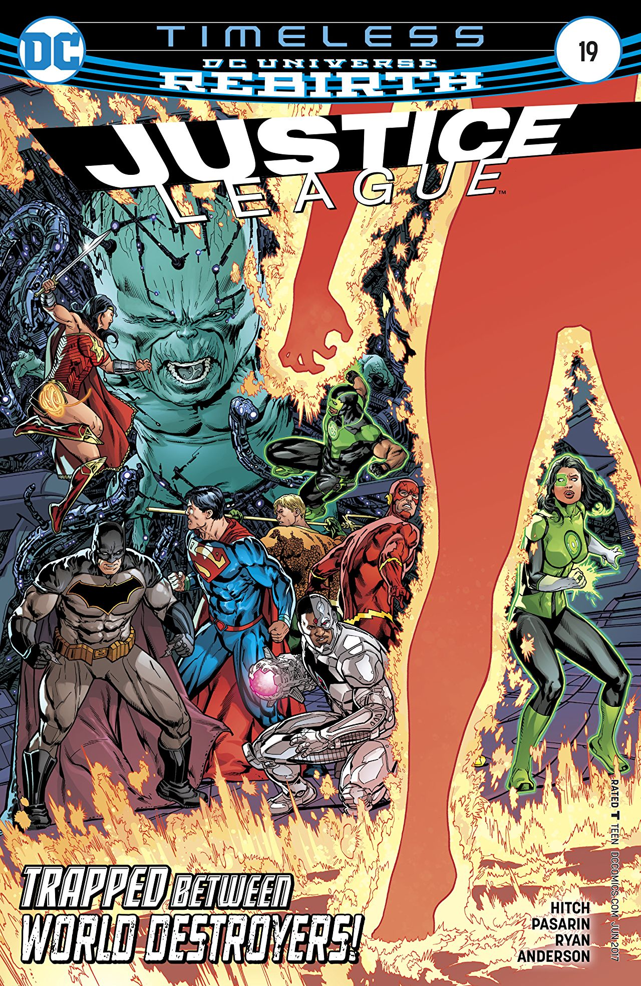 Justice League Vol 3 19