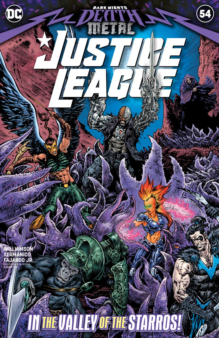 Justice League Vol 4 54