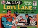 Superman's Girl Friend, Lois Lane Vol 1 86
