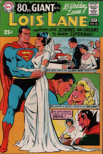 Superman's Girl Friend, Lois Lane Vol 1 86