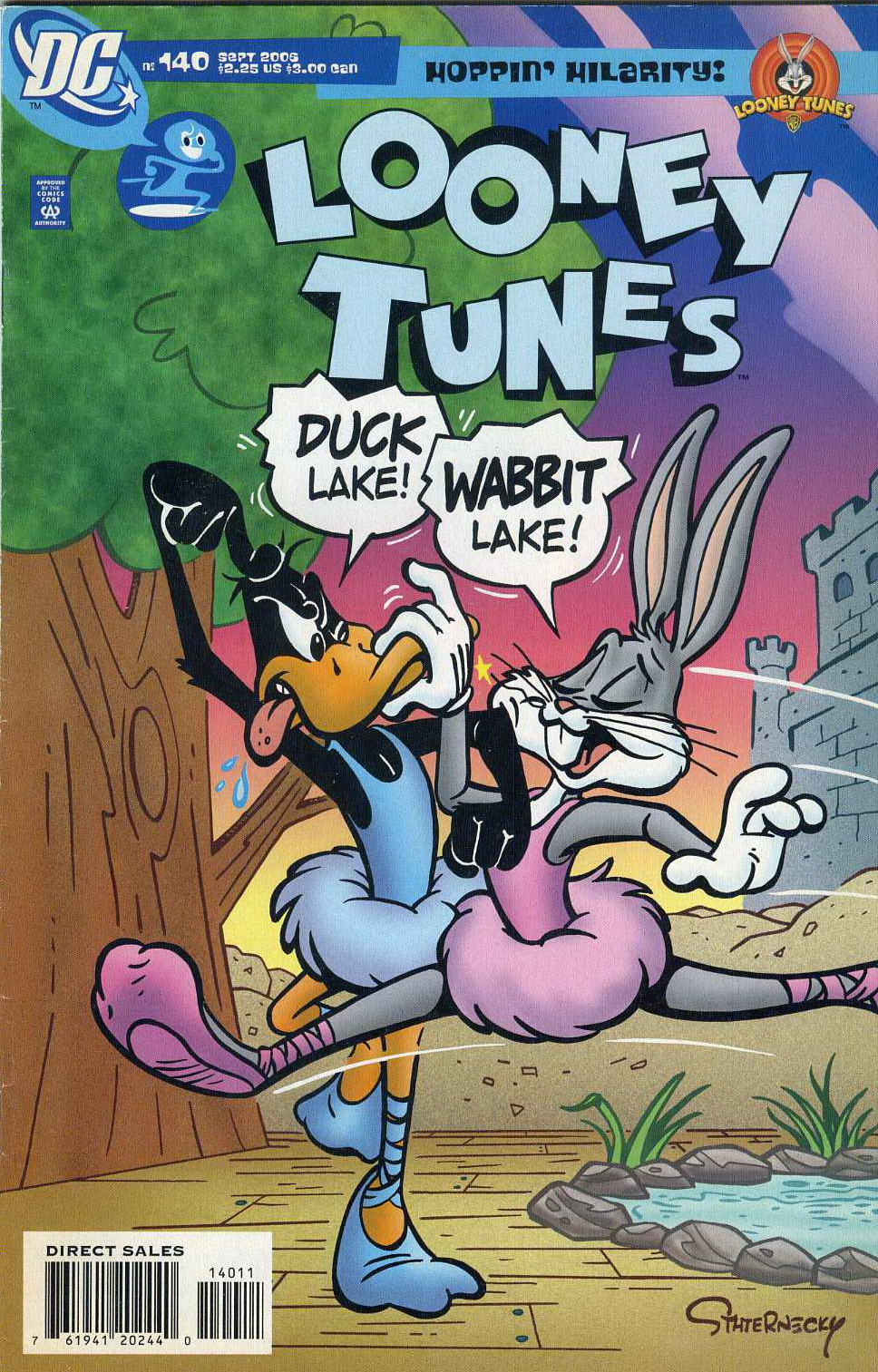 Looney Tunes Vol 1 140