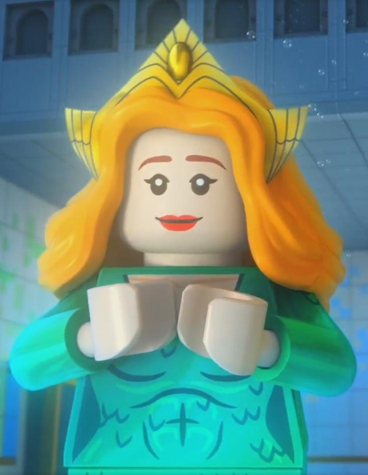 Mera (Lego DC Heroes)