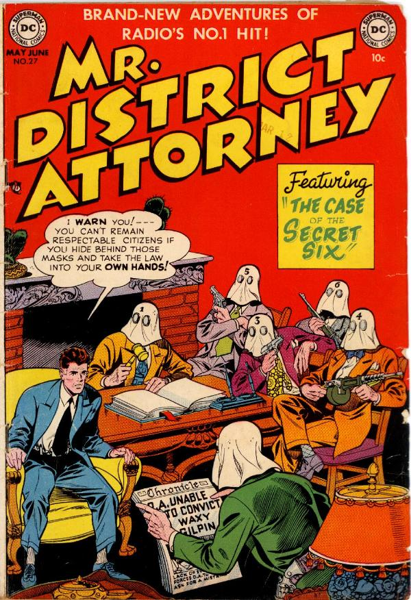 Mr. District Attorney Vol 1 27