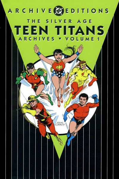 Silver Age Teen Titans Archives Vol 1 (Collected)