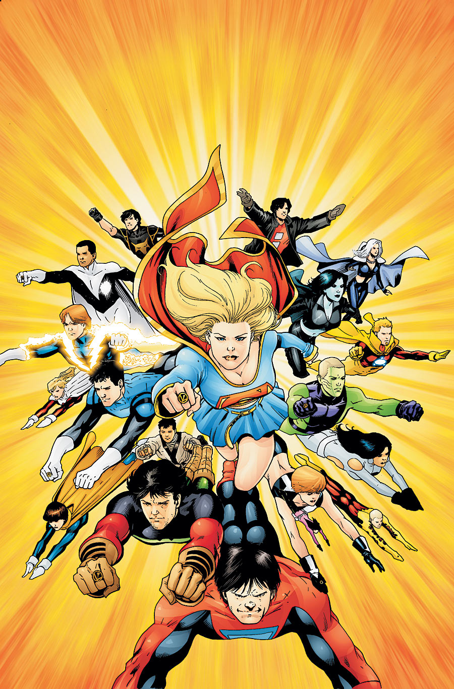 Supergirl and the Legion of Super-Heroes Vol 1 31 Textless.jpg