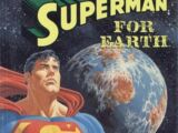 Superman For Earth Vol 1 1